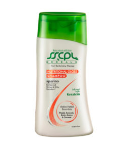 Shampoo-NUTRITIONAL GLOSS