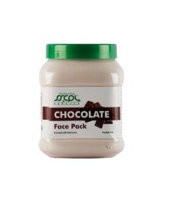 chocolate-facepack