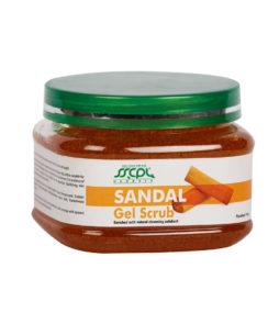 SandalGelscrub
