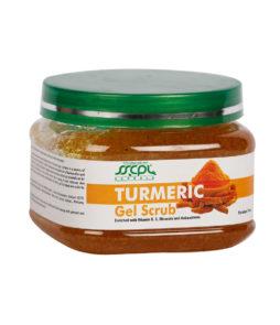 TurmericGelscrub