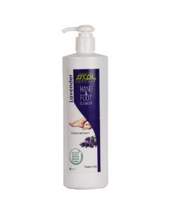 lavender-cleanser