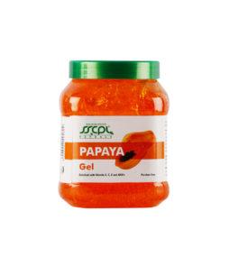 papaya-gel