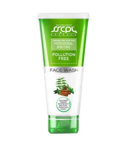 pollution free facewash