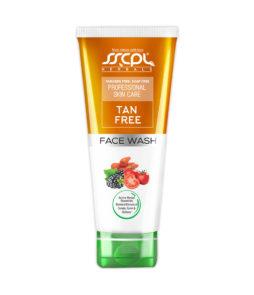 Tan Free Face Wash
