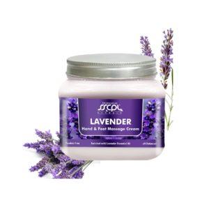 SSCPL Herbals Lavender Hand & Foot Massage Cream