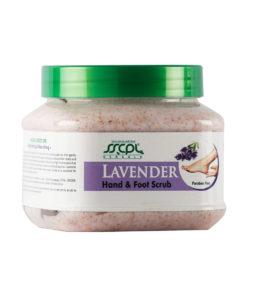 SSCPL Herbals lavender hand & foot scrub