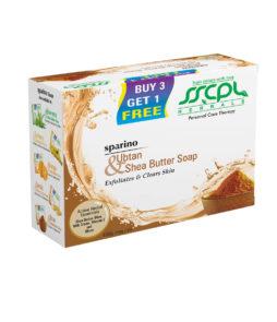 SSCPL Herbals ubtan shea butter soap