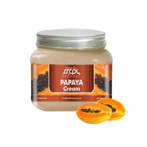 SSCPL Herbals Papaya Cream