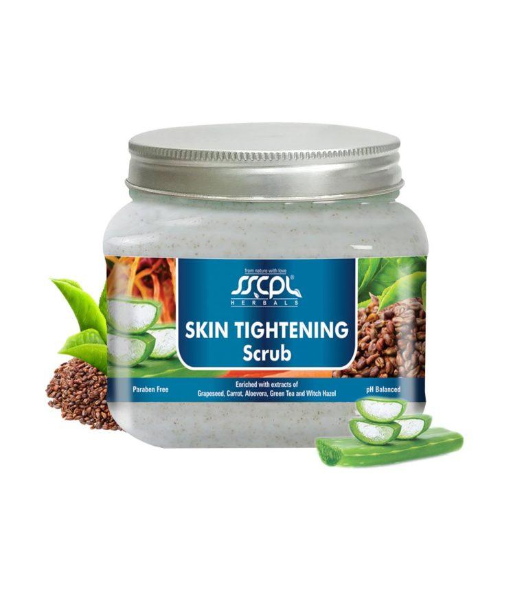 SSCPL Herbals Skin Tightening Scrub