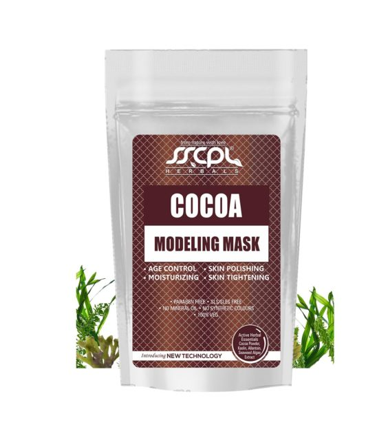 SSCPL Herbals cocoa modelling mask